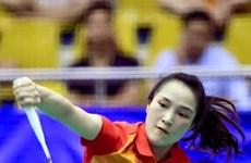 Minh, Trang claim titles at Hanoi Challenger