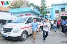 HCM City opens fourth emergency aid station