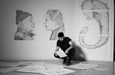 Art exhibits open in HCM City