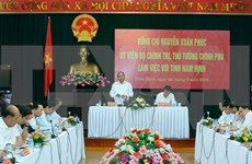 Nam Dinh must balance socio-economic growth, environment protection