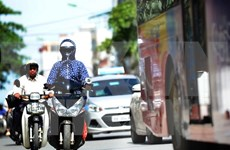 Hot spell to continue across northern, central regions