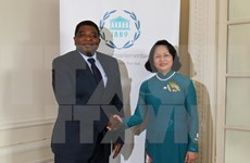 Vietnam proposes more IPU activities for female parliamentarians