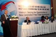 Successful integration needs stable economy, good social welfares