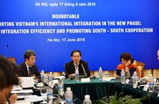 Vietnam to reach new level of int'l integration: official