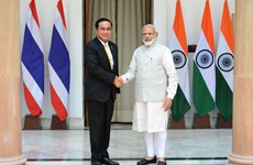 India, Thailand boost defence ties