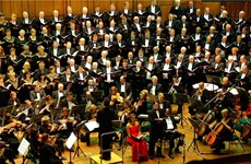 Yale Alumni Chorus to tour Vietnam