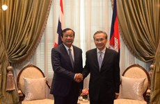 Thailand, Cambodia agree on closer cooperation