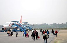 Vinh airport looks to upgrade terminal