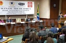Vietnam, South Africa boost trade, tourism partnerships