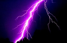 Two killed by lightning in Bac Ninh