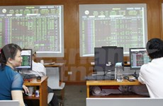 VN Index reaches eight-year high