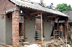 Tra Vinh: The disadvantaged assisted to build safe houses