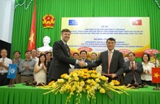 WB funds Mekong Delta climate change projects