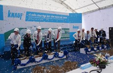 Knauf Vietnam boots brand awareness in Vietnam