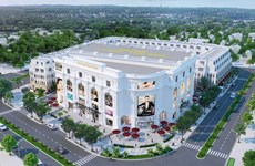 First Vincom Plaza shopping mall breaks ground in Dong Thap
