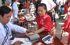 The Red Journey attracts over 1,000 donors in Ba Ria-Vung Tau