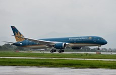 Vietnam Airlines certified as 4-star airline