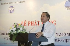 Contest on Vietnam's sovereignty opens