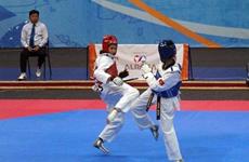 Hoa, Ngan win bronze medals at Sakha Games