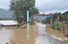 US-funded centre for natural disaster prevention inaugurated