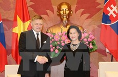 NA Chairwoman welcomes Slovak Prime Minister