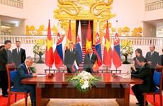 Vietnamese, Slovakian PMs seek measures for bilateral ties