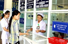 Ninety percent of population to be covered by health insurance