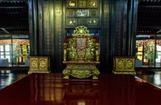 Nguyen Dynasty's antiques recognised as national treasures