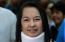 Philippine ex-President released