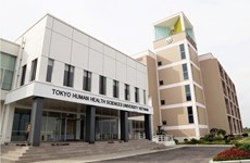 Joint medical university with Japan opens in Hung Yen