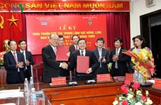 Vietnam, Japan boosts cooperation in agro-forestry-fisheries