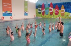 Dong Thap popularises swimming skills for children