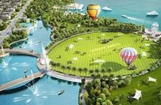 Vietnam's largest riverside park opens in HCM City