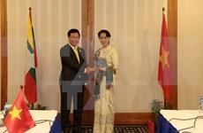 Vietnam, Myanmar to beef up cooperation