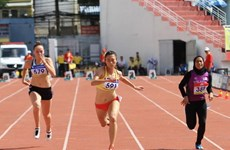 HCM City to host int'l track and field event