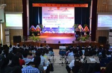 School psychology discussed at Da Nang conference