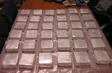 Heroin smuggler arrested in Dien Bien