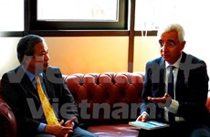 Italian region keen on cooperation with Vietnam