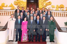 2016-2021 Government faces huge tasks ahead
