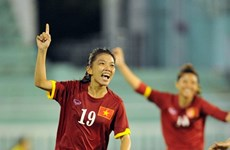 Vietnamese girls to play Thailand in AFF final