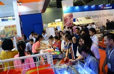 Vietnam fisheries International exhibition opens in HCM City