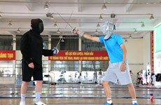 Fencer An to be Vietnam's flag bearer at Rio Games