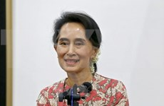 Myanmar probes reported IS threat against Aung San Suu Kyi
