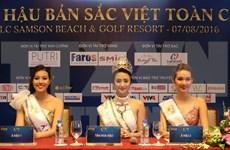 Miss Vietnam global heritage crown first winner
