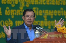Cambodian Prime Minister fixes national election day
