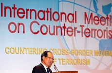Indonesia hosts international conferences on counter-terrorism