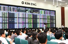 Blue chips lift VN Index for third day
