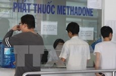 Nam Dinh encourages methadone treatment at private facilities