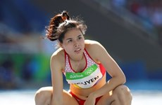 Huyen fails to hurdle qualifying round at Olympics