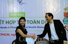 First online e-book trading platform takes shape in Vietnam